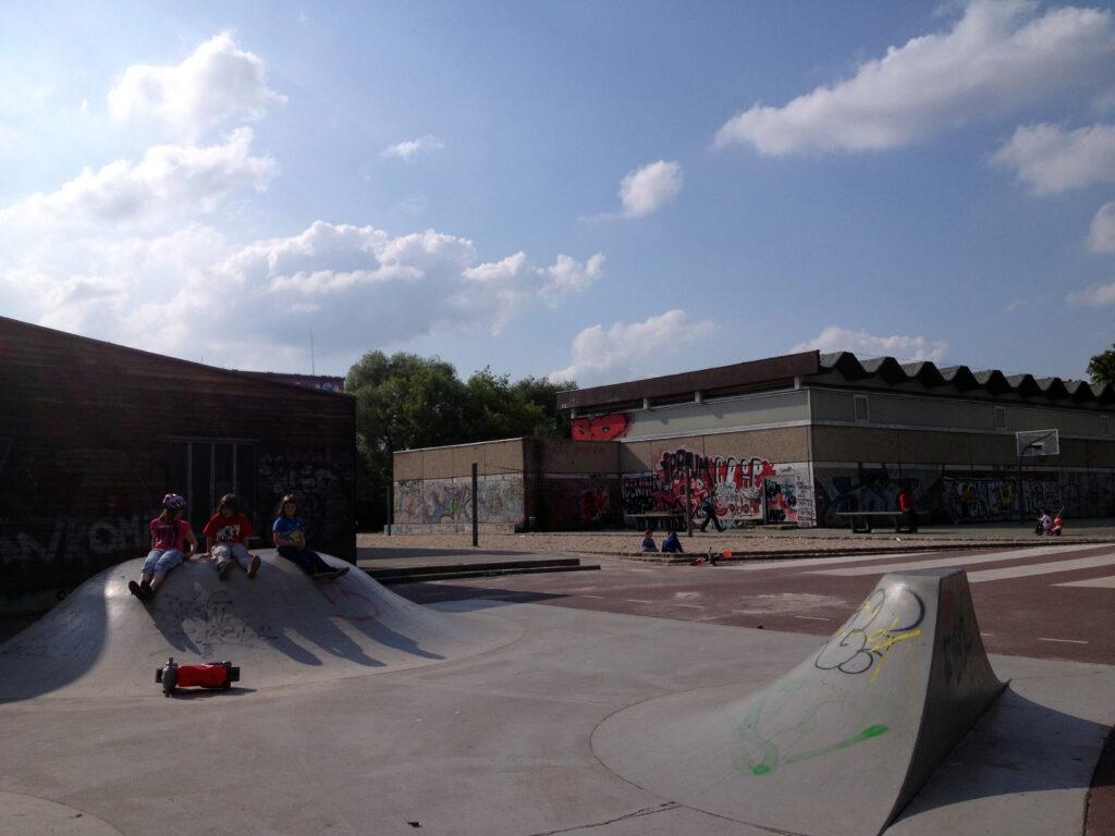 Rabet Leipzig Kinder Spielplatz
