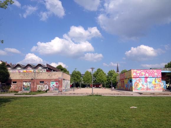 Stadtteilpark Rabet