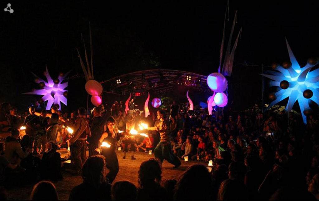 Maultrommelfestival Ancient Trance Firespace Leipzig