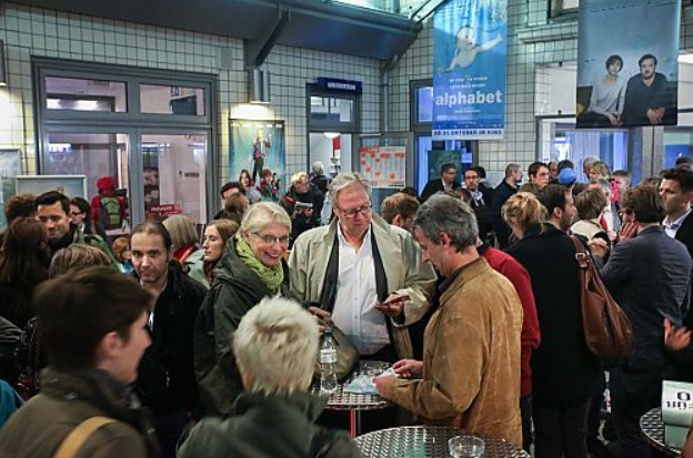 Filmkunstmesse Leipzig