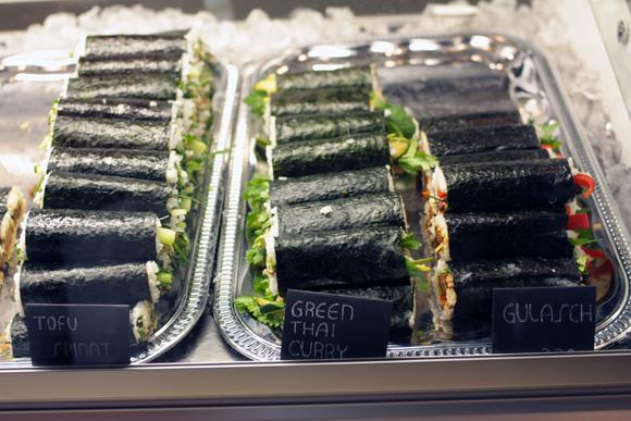 VVasabi Leipzig veganes Sushi