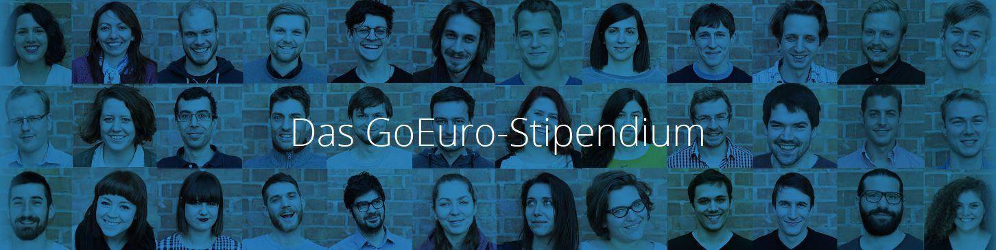 GoEuro-Stipendium