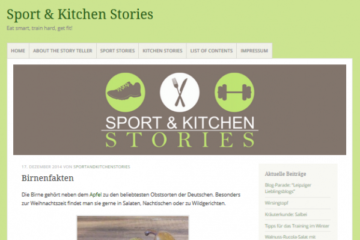 sport & kitchen stories