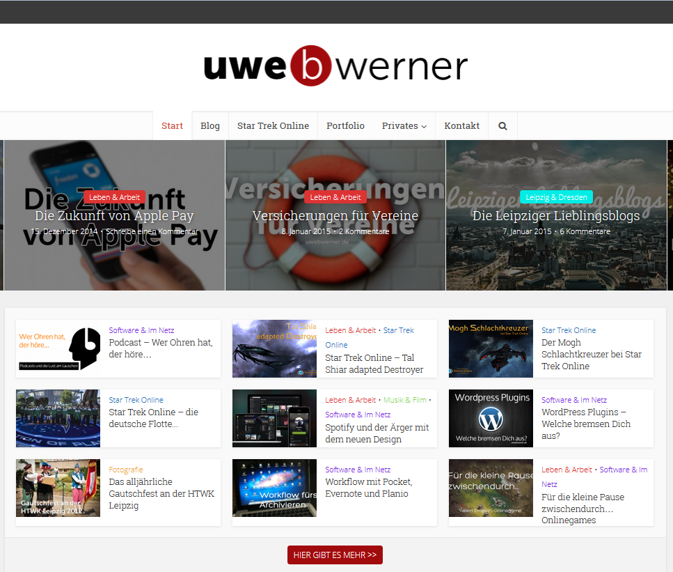 Uwe B. Werner
