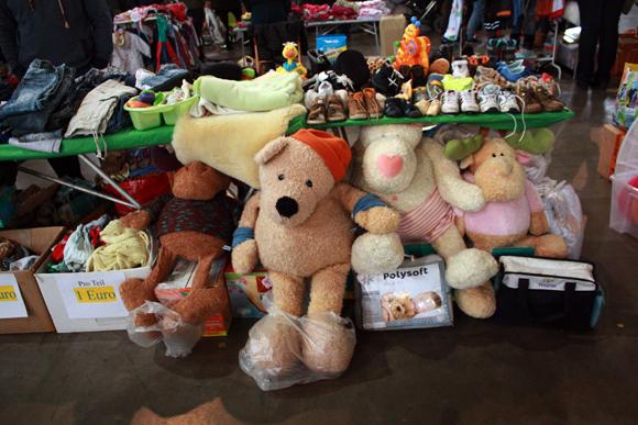 hosenscheisser flohmarkt in leipzig