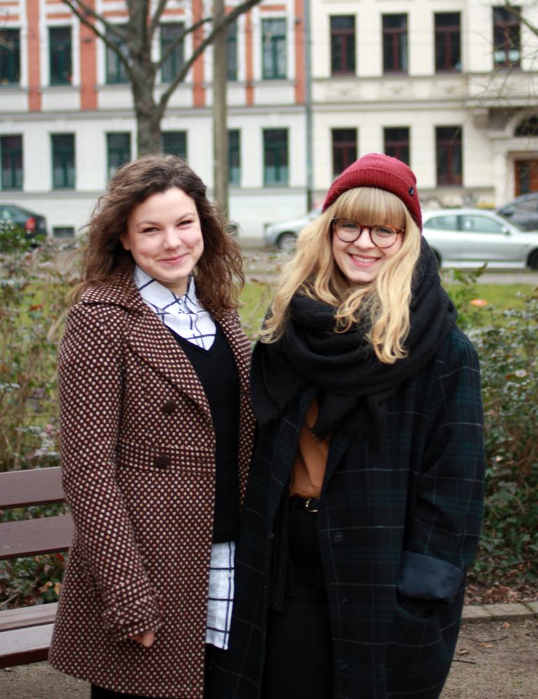 Viertelrausch Sandra und Katharina