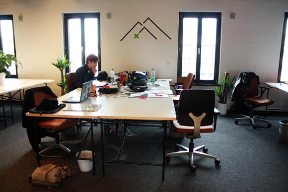 Coworking im Basislager Leipzig