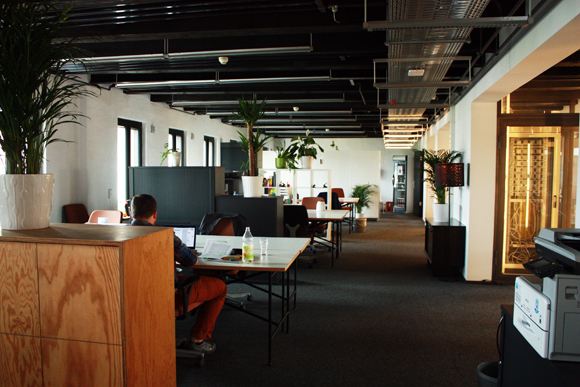 Coworking Space Basislager
