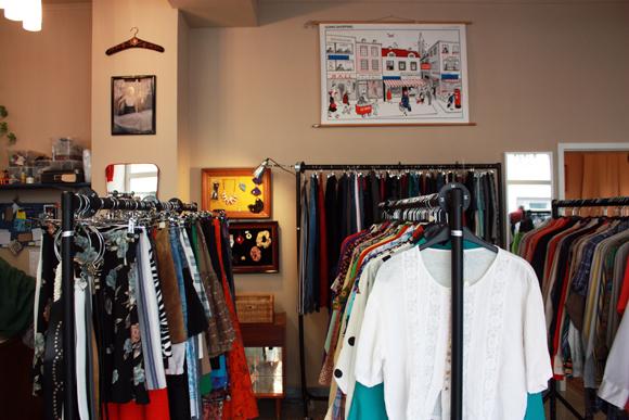 Garderobe Second hand laden