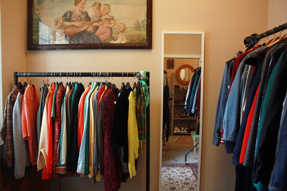 Garderobe Second Hand