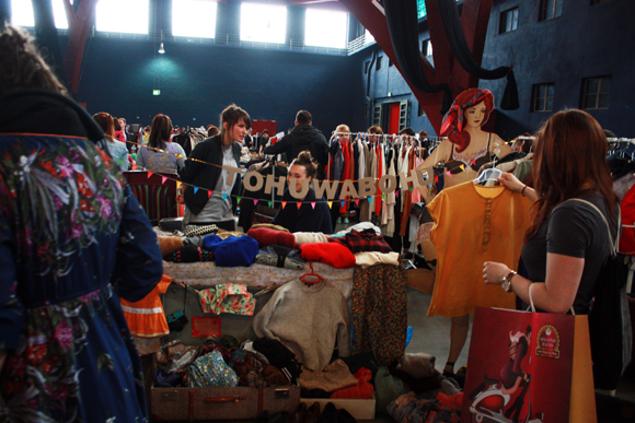 Lady Fashion Flohmarkt Leipzig