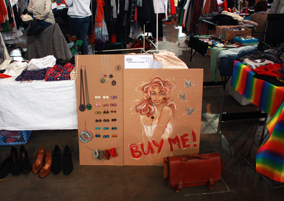 ladyfashion leipzig flohmarkt