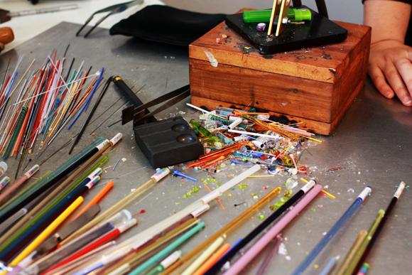 Melanie Mörtel Glaskunst Atelier