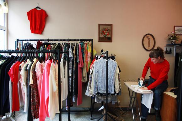Garderobe Second Hand Laden Leipzig