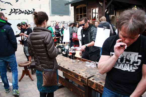The Market Leipzig Täubchenthal
