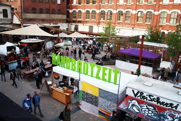 The Market Leipzig