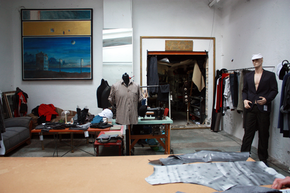 Rosentreter Atelier Westwerk leipzig