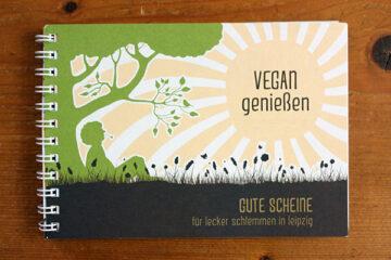 vegan genießen leipzig gutscheinbuch