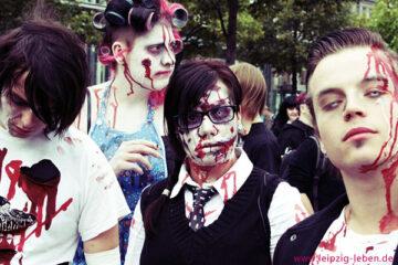 zombiewalk leipzig