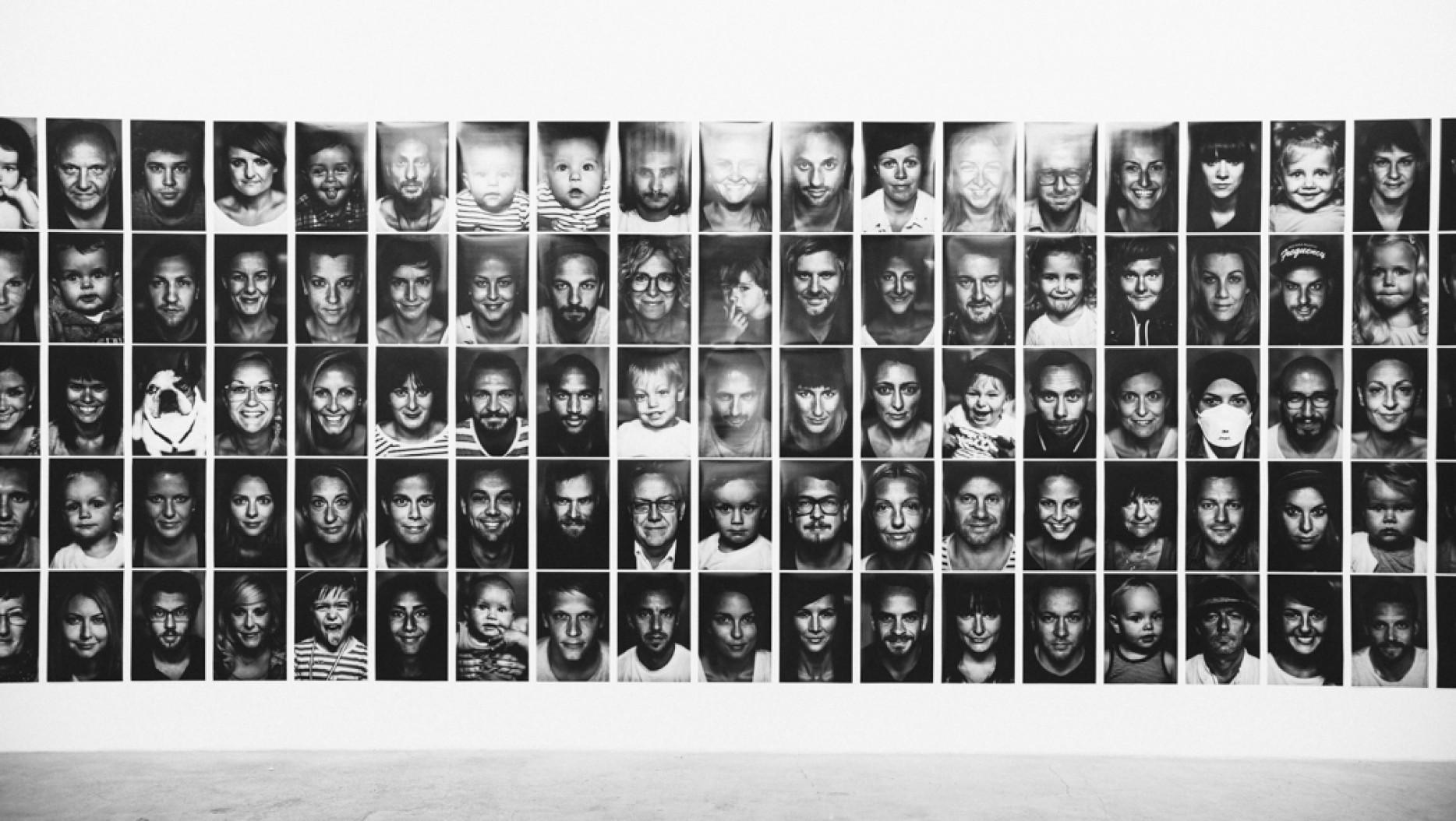 robert strehler portraits