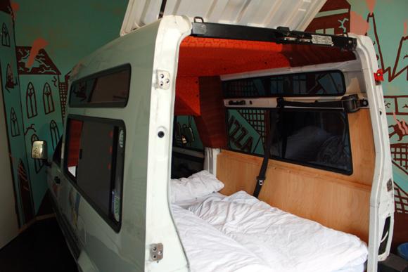 Hostel Eden Leipzig Van Room