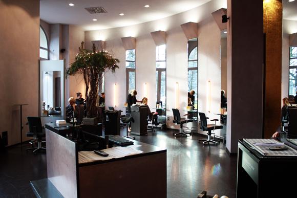 Trostdorf Leipzig Friseur Salon