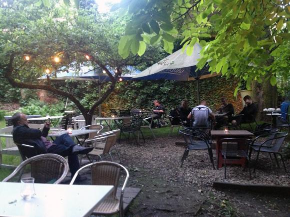 El dry Leipzig Cafe