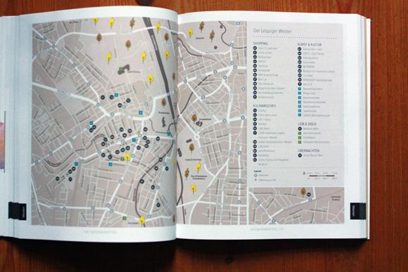 Stadtschwärmer Leipzig Karten