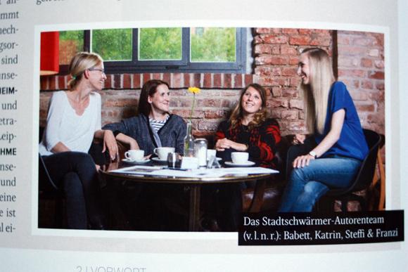 Stadtschwärmer Leipzig Kiss & Tell Communication