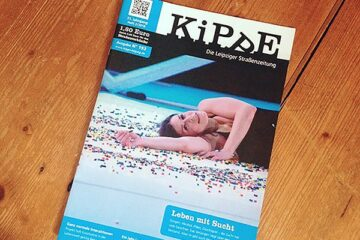 Straßenzeitung Kippe Leipzig