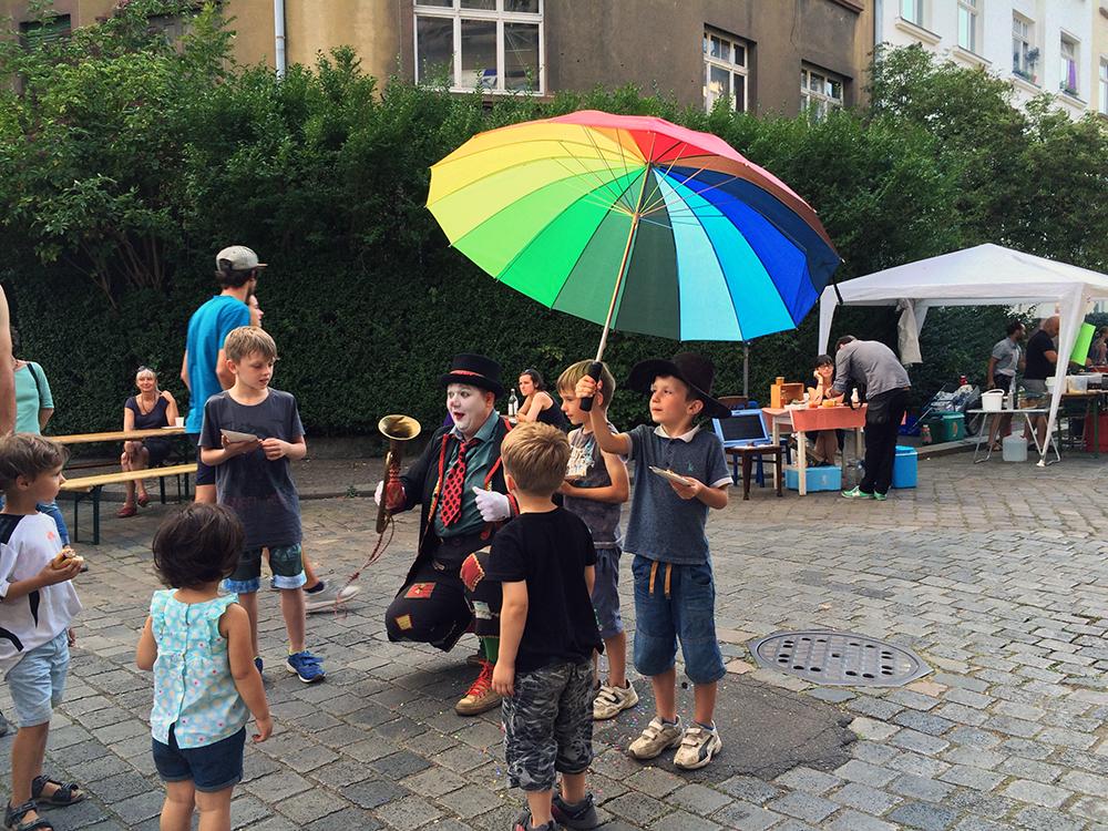 bülowstraßenfest in leipzig