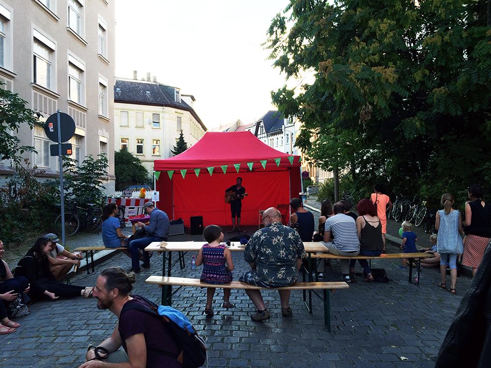 Bülowstraßenmusikfest Leipzig