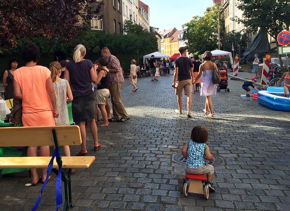 Bülowstraßenmusikfestival Leipzig