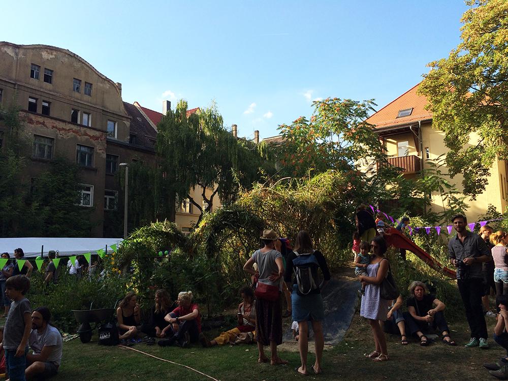 Bülowstraßenmusikfestival