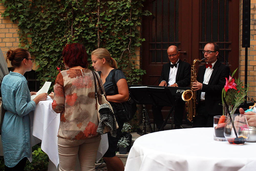 Hotel Fürstenhof Gourmet Festival Leipzig