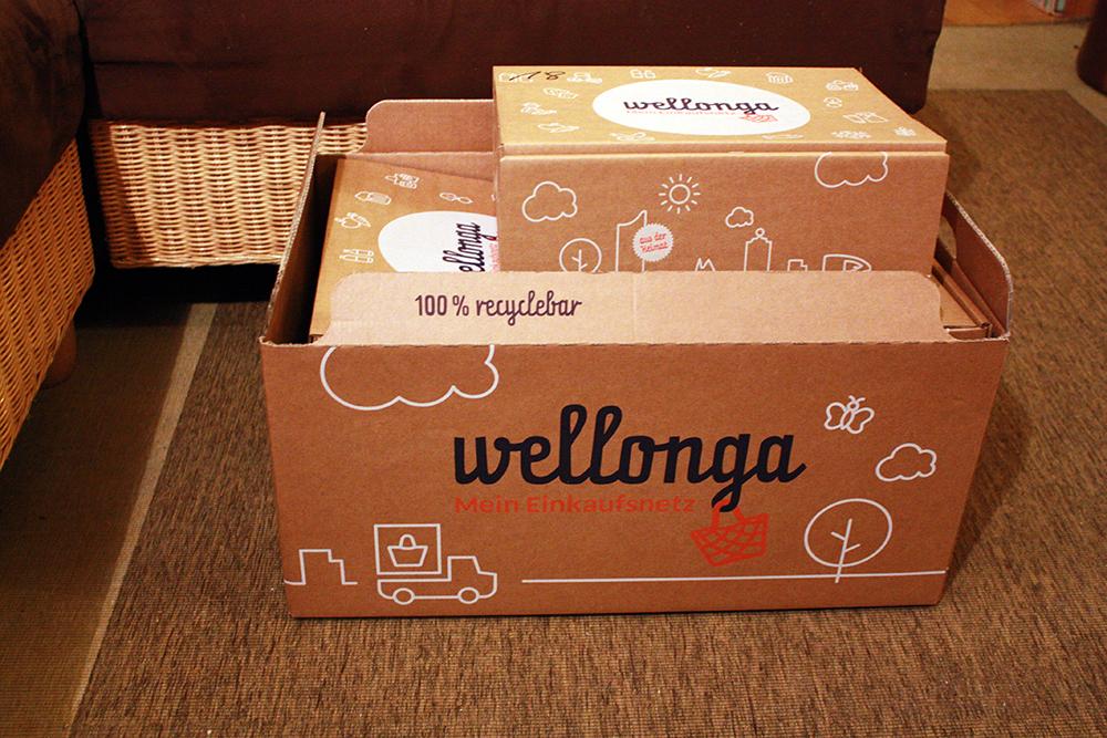 Wellonga Lieferservice Leipzig
