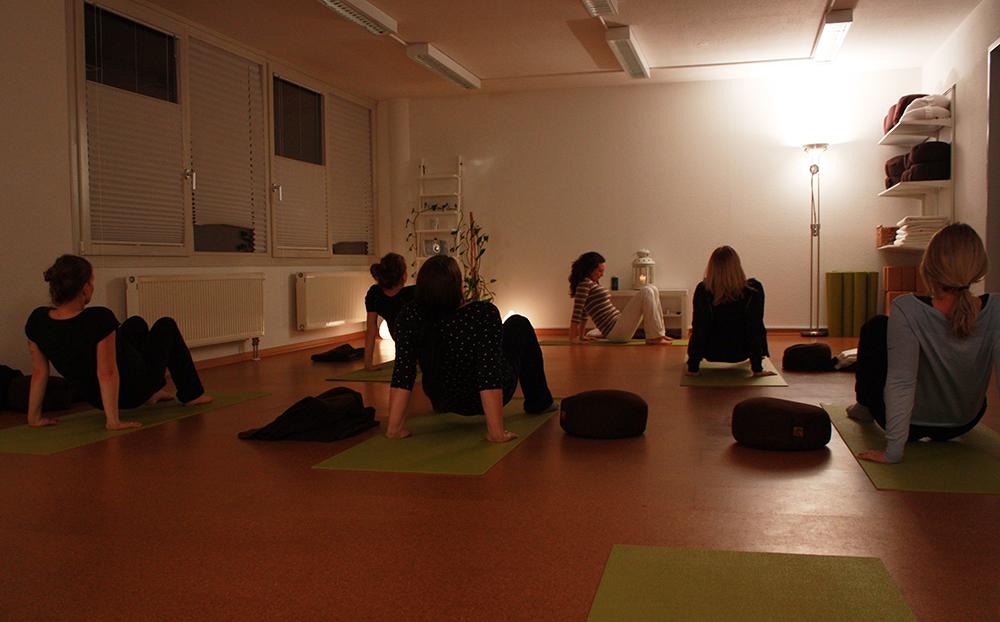 Yoga für Schwangere in Leipzig
