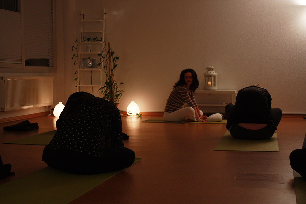 Schwangerenyoga in Leipzig Yoga in Harmony