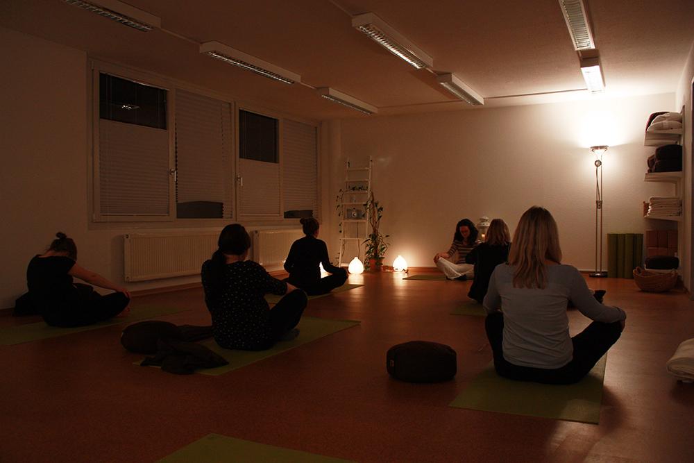 Yoga für Schwangere Leipzig