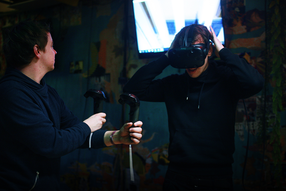 FSociety Leipzig Virtual Reality