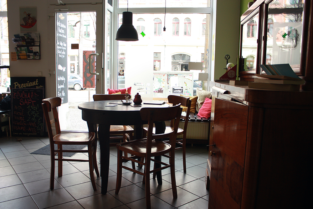 NixTonne Leipzig Café