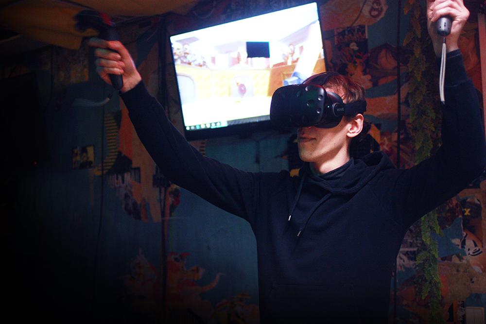 Virtual Reality FSociety Leipzig