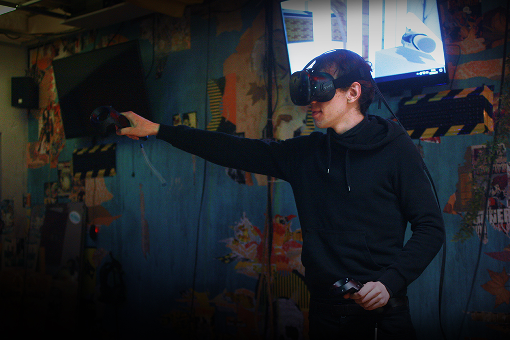 FSociety Virtual Reality VR Leipzig