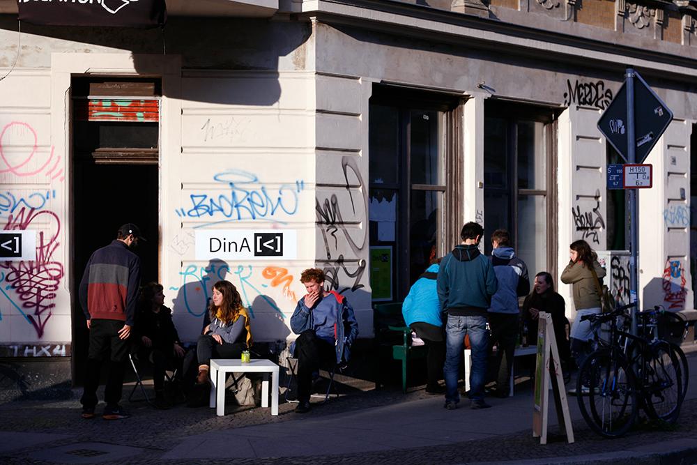 DINAkleinerals Leipzig