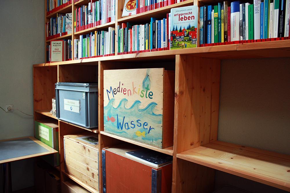 Umweltbibliothek Leipzig Medienkisten