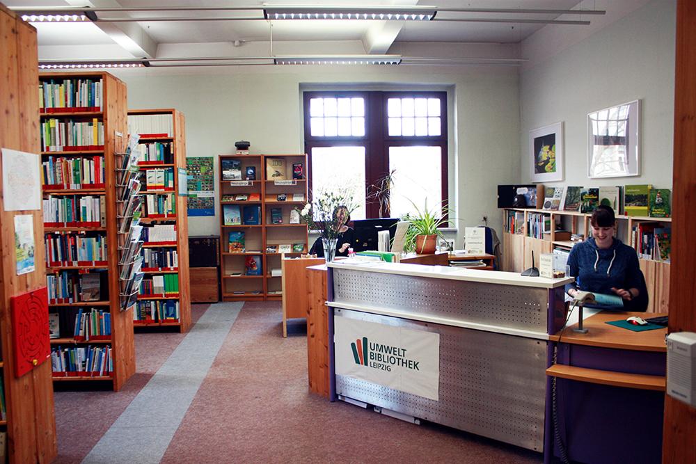Umweltbibliothek Leipzig