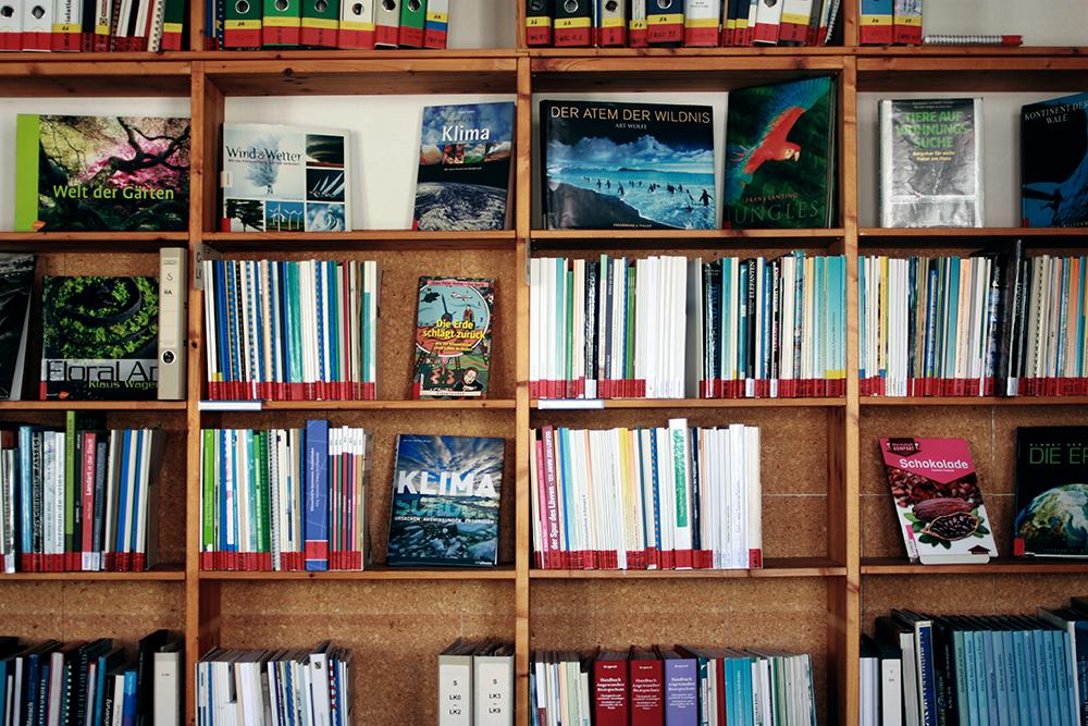 Umweltbibliothek Connewitz