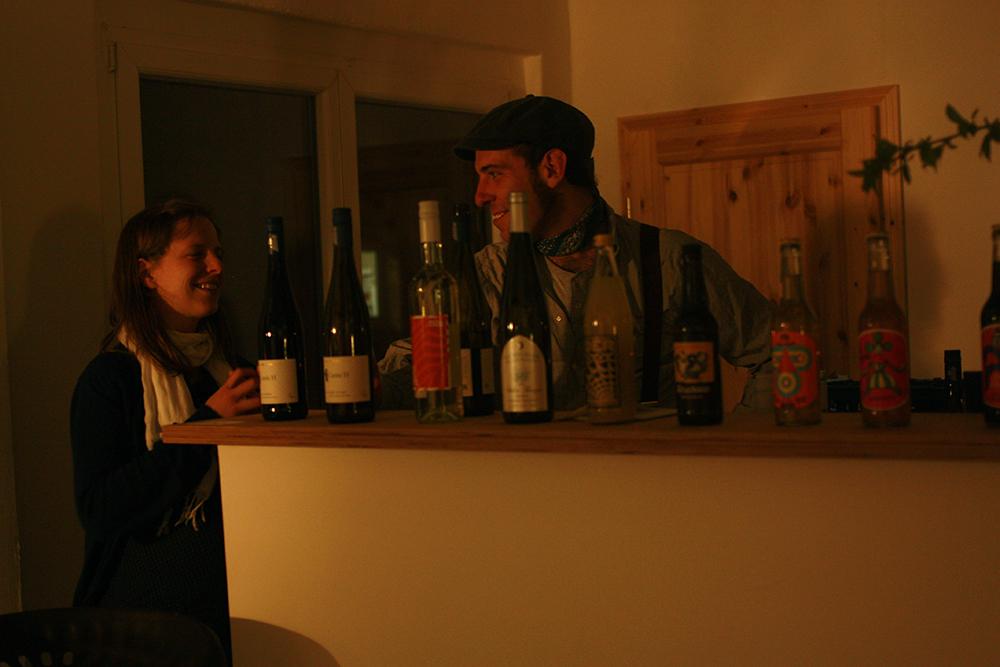Leipziger Weine Leipziger Tischlein