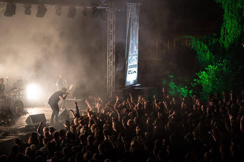 campusfest in leipzig