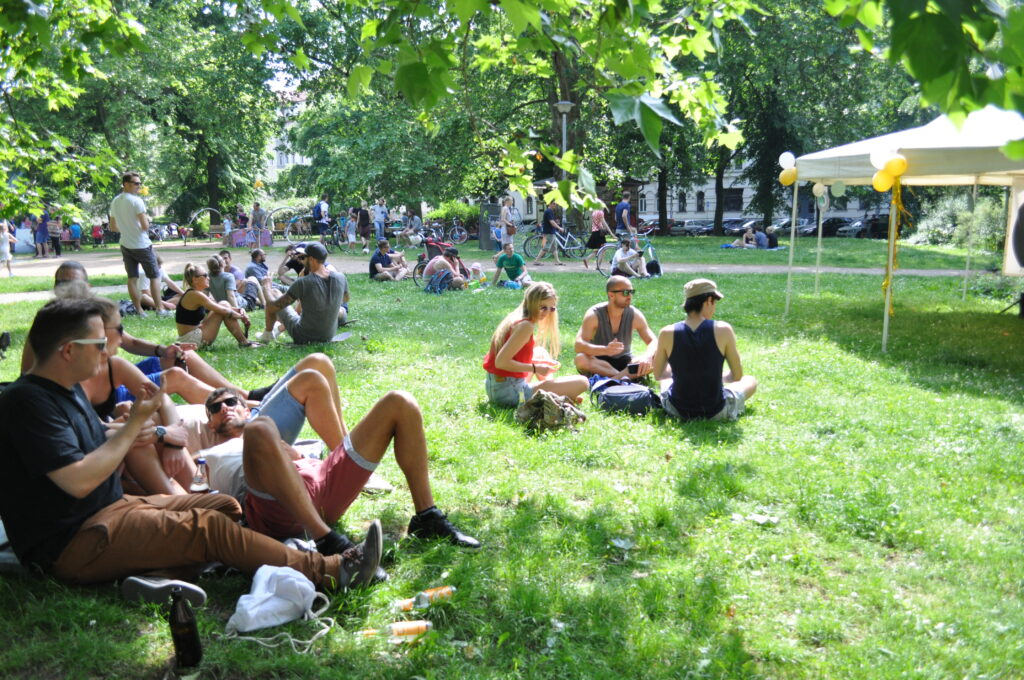 Kiezfest Kantpark